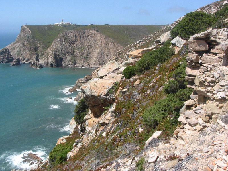 Forte da Roca - Vista a Norte