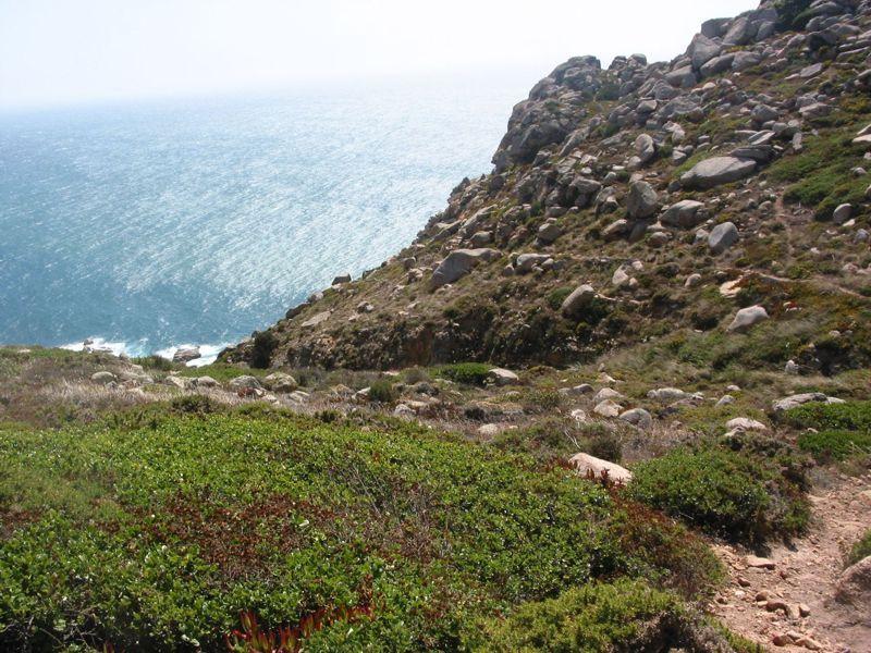 Forte da Roca - Acesso