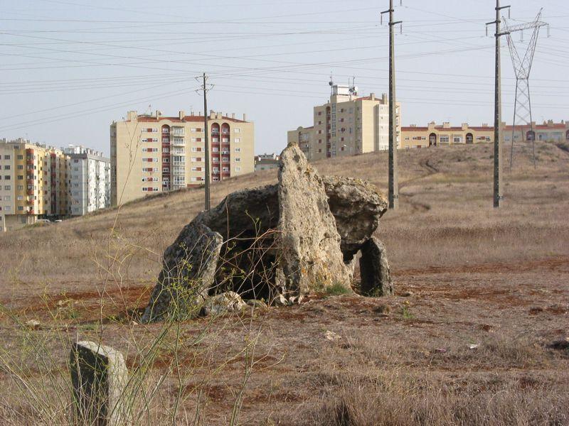 Anta de Monte Abraão