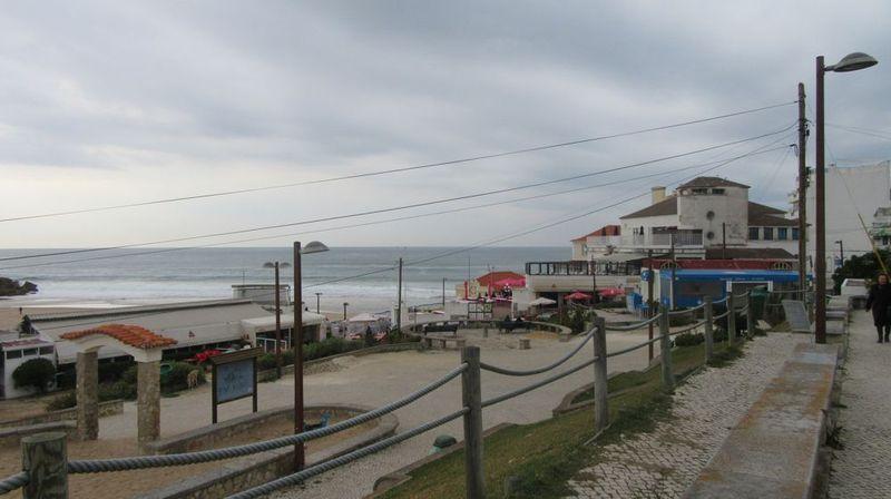 A Praia das Maçãs