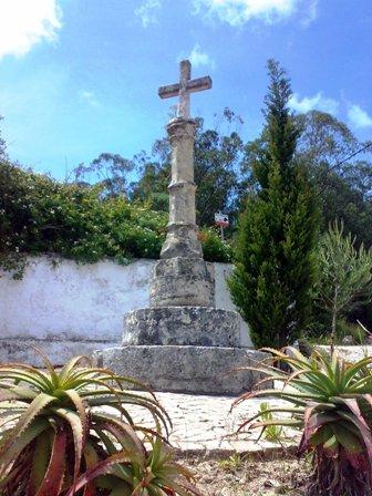 Cruzeiro no Santuário do Calvário