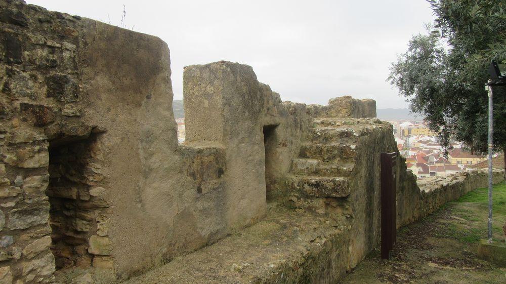Cubelos e muralha
