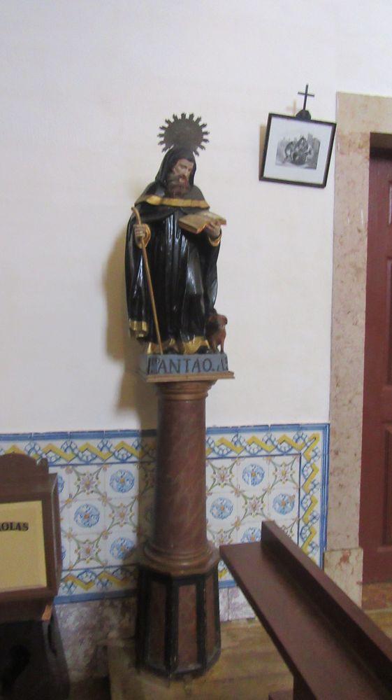 Igreja do Castelo - Santo Antão