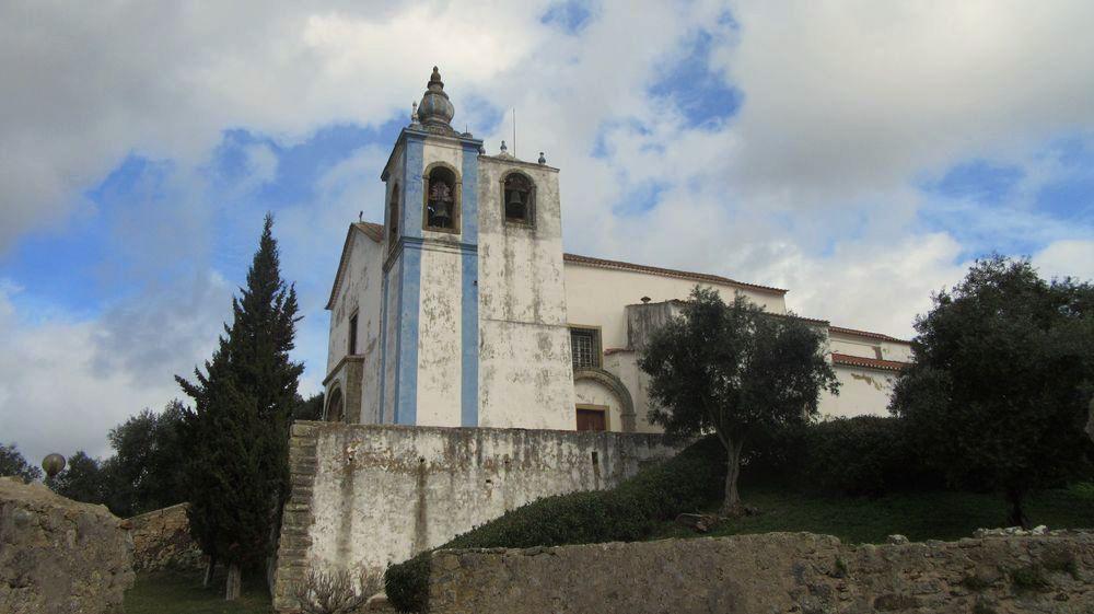 Igreja do Castelo - as duas torres
