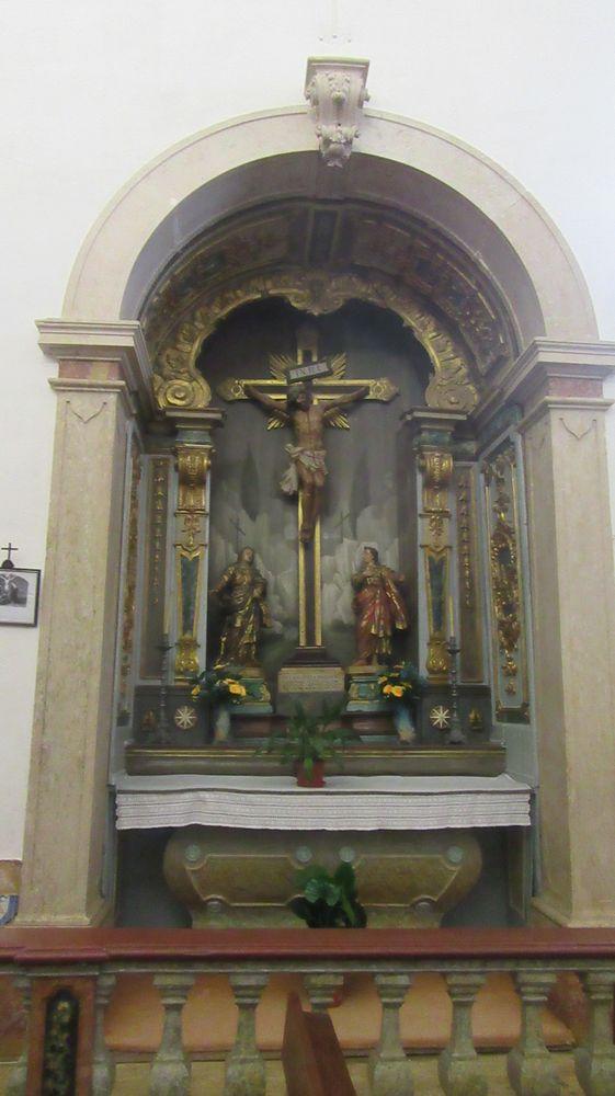 Igreja do Castelo - altar lateral