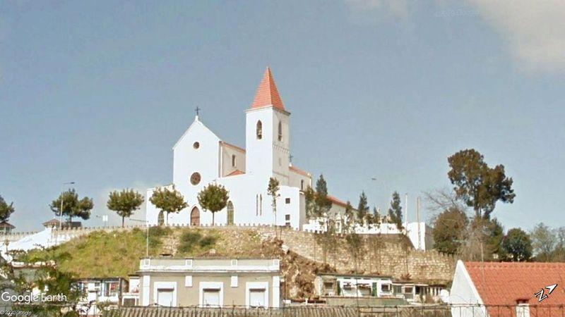 Igreja Matriz de Alhandra