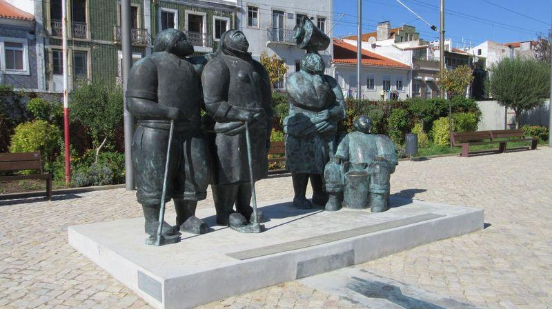 Monumento de Homenagem ao Cais da Jorna