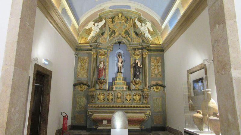 Igreja do Mártir S. Sebastião