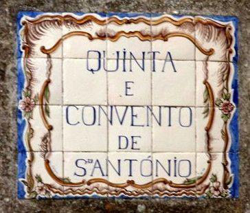 Quinta e Convento de Santo António