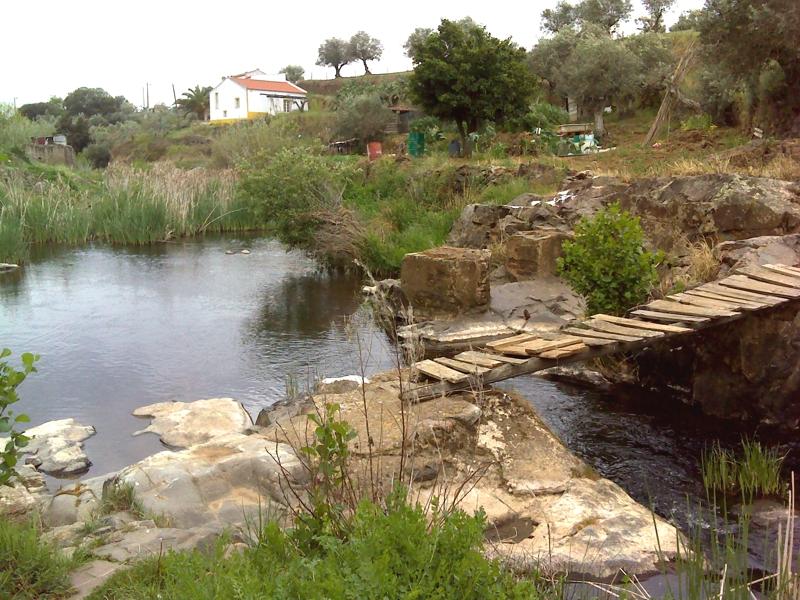 Ponte sobre a Ribeira de Arronches