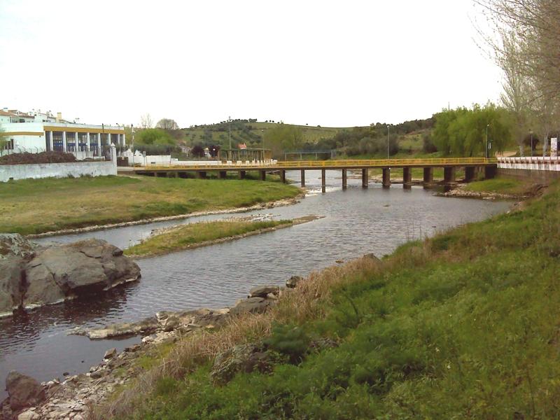 Ponte sobre o Rio Caia, Arronches