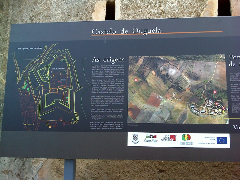 Cartaz do Castelo