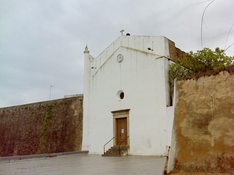 Igreja de Ouguela