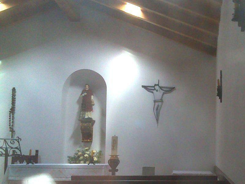 Capela de S. Lourenço - interior