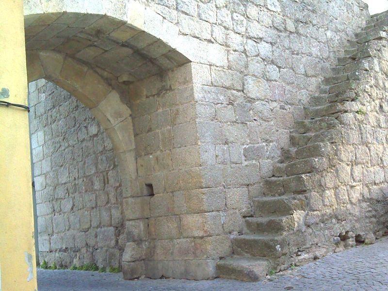 Igreja Matriz de Nisa - porta