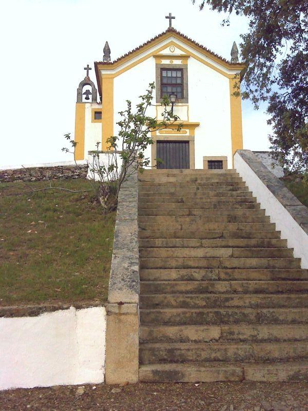 Igreja da Senhora da Graça - subida