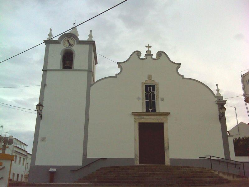 Igreja Matriz de Montargil