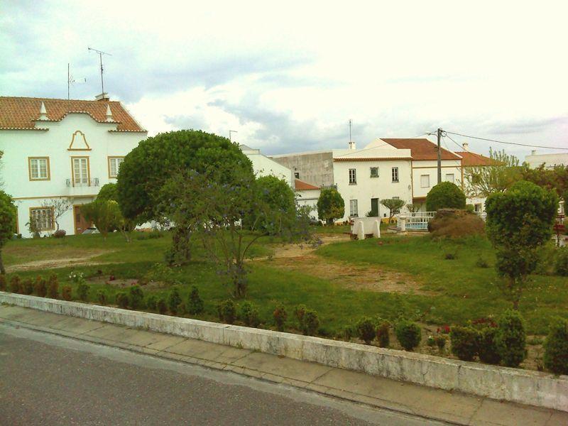 Jardim em Montargil