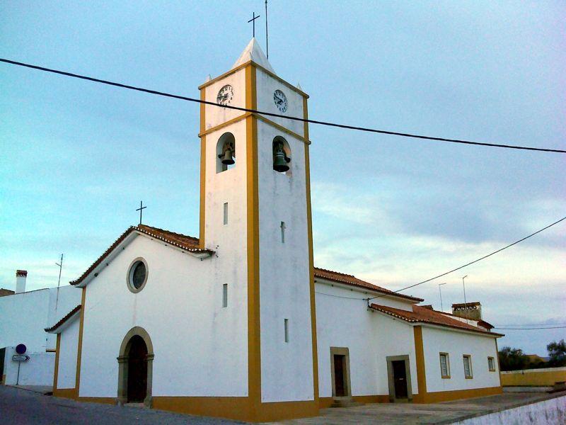 Igreja Paroquial de Alagoa