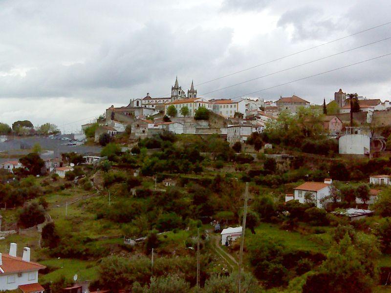 Capela de Santana - paisagem