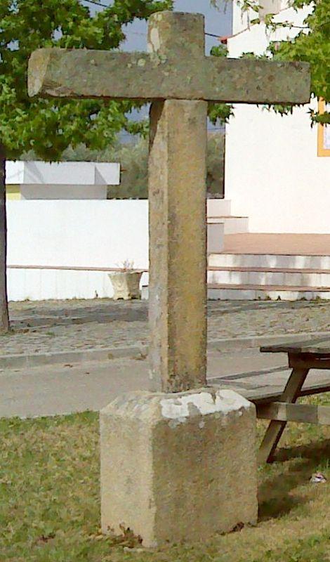 Igreja de Nossa Senhora das Mercês - cruzeiro