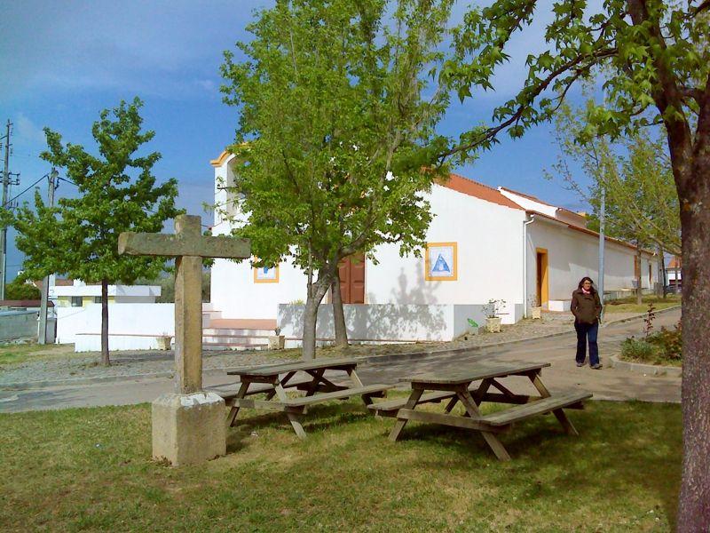 Igreja de Nossa Senhora das Mercês - Parque merendas