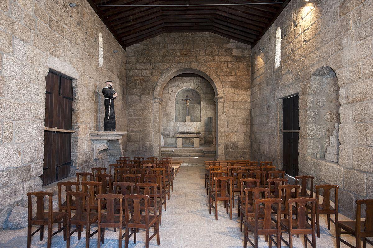 Igreja de Gondar - nave