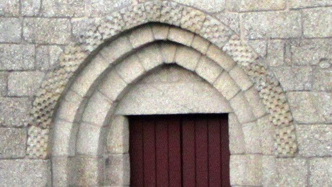 Igreja Santa Maria Gondar - portal