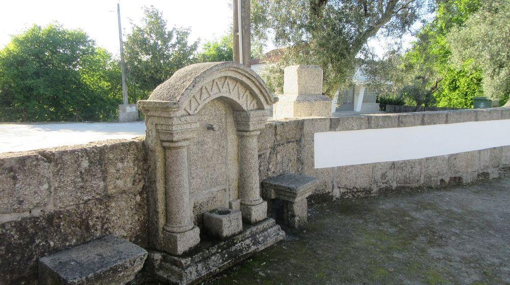 Igreja Matriz de Jazente - fonte