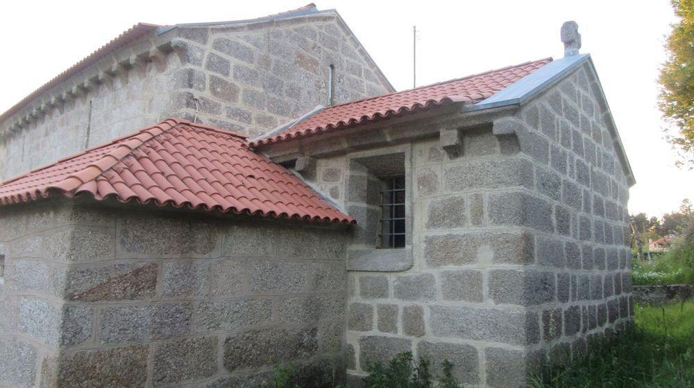 Igreja do Salvador - capela-mor e sacristia