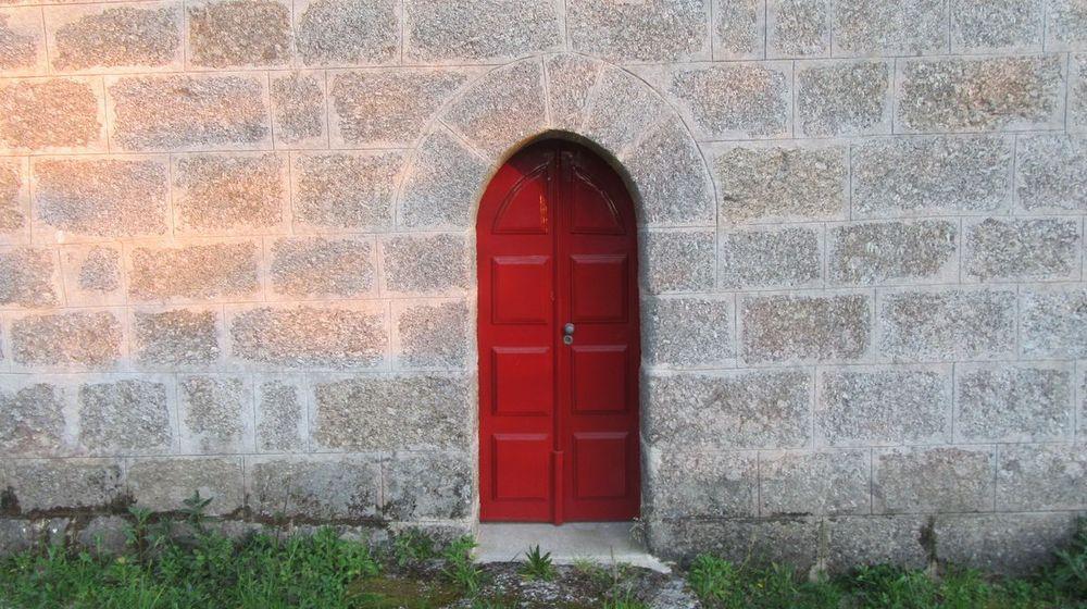 Igreja do Salvador - porta norte