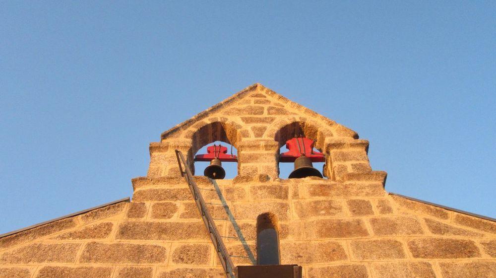 Igreja do Salvador - sineira