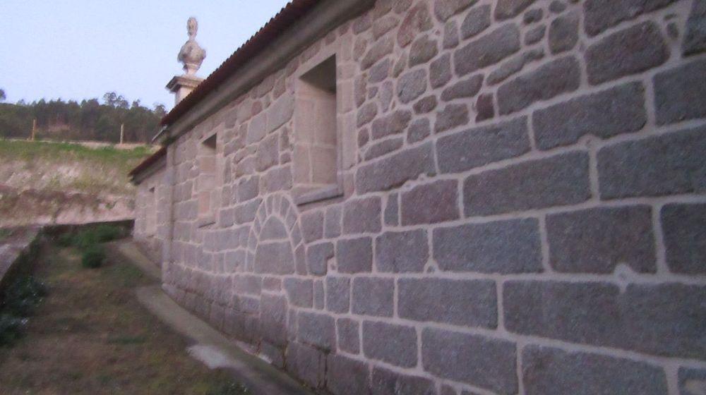 Igreja do Salvador - fachada norte
