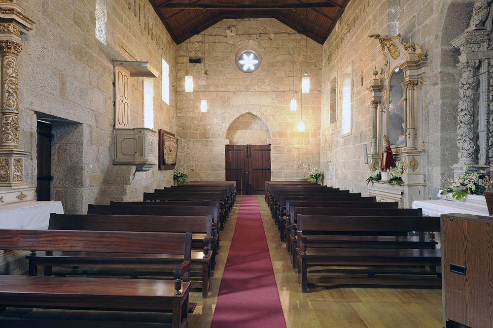 Igreja de Santo André - nave