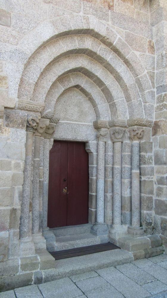Mosteiro - fachada norte