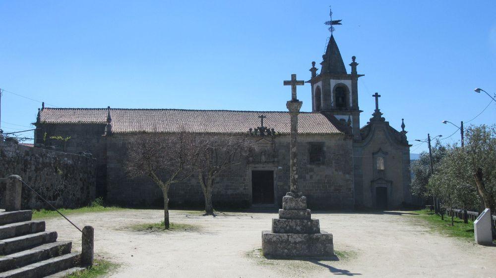 Mosteiro e Cruzeiro