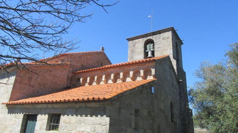 Igreja de Santa Maria - cabeceira e torre
