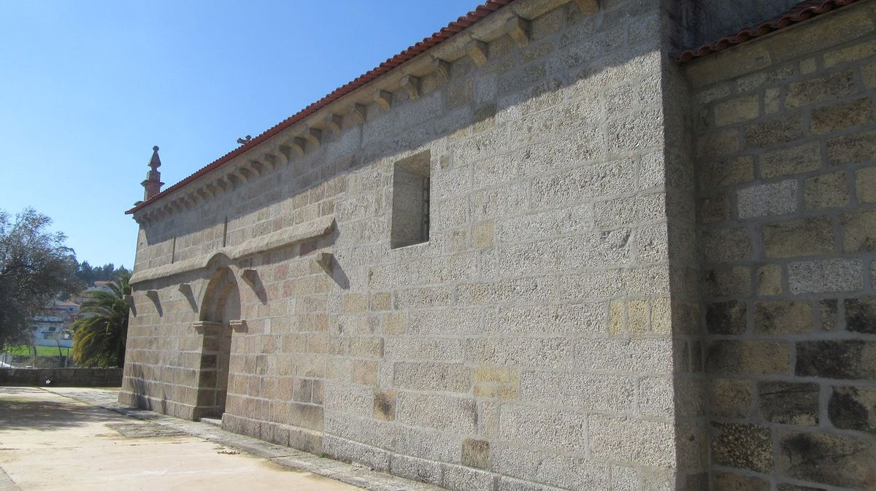 Igreja do Salvador - lateral direita