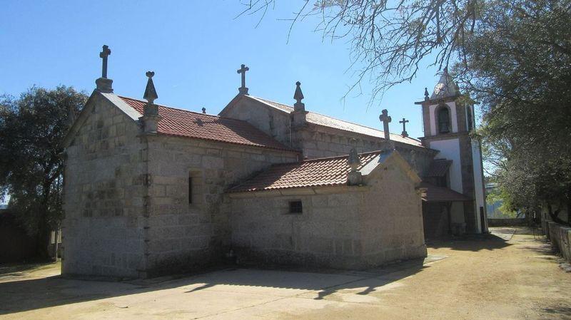 Igreja do Salvador - lateral esquerda