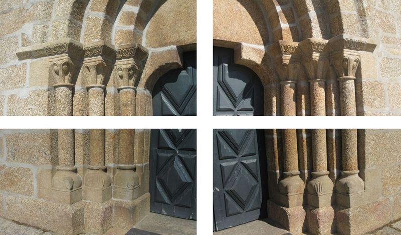 Igreja do Salvador - portal