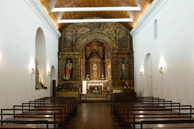 Igreja de Santa Maria de Meinedo - nave