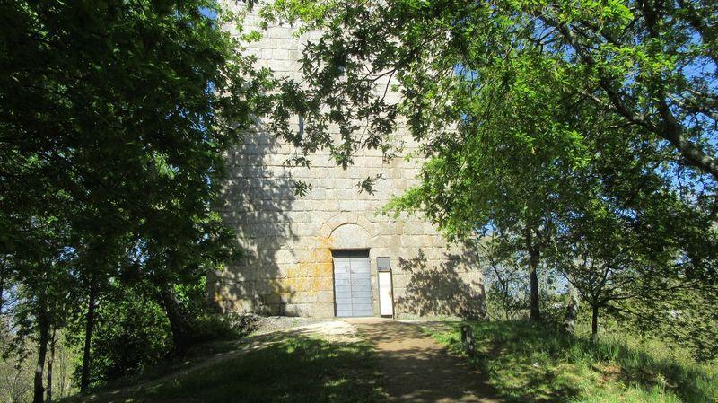 Torre de Vilar - entrada