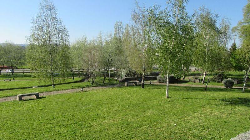Mosteiro - parque