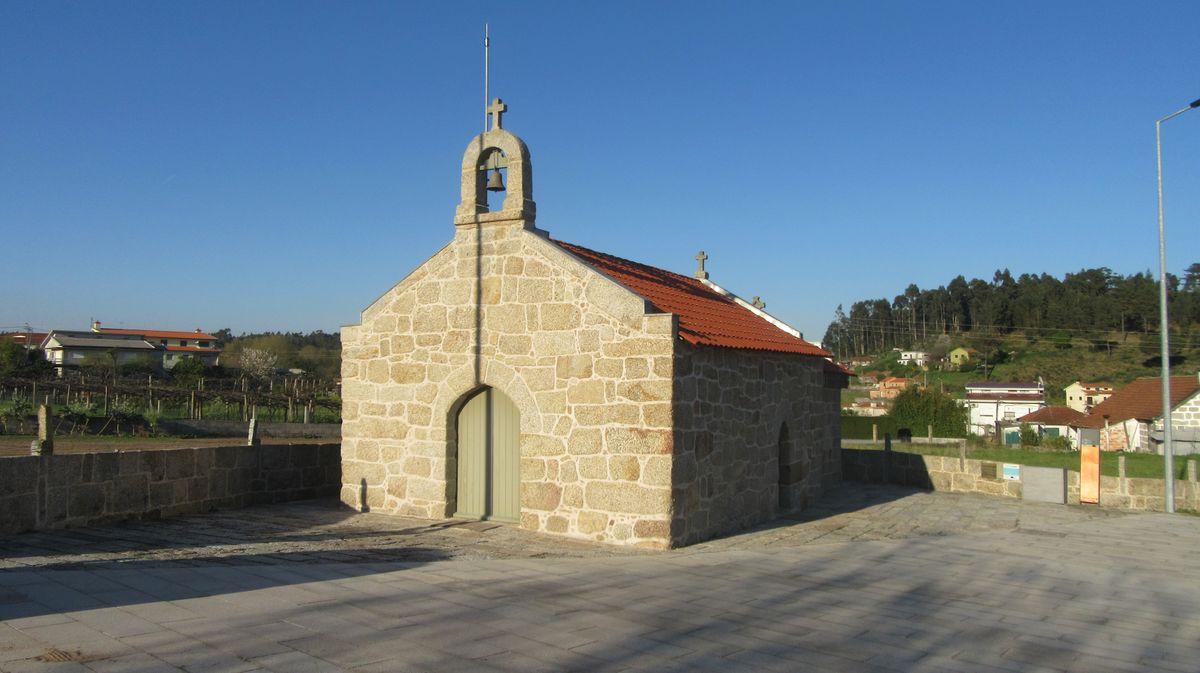 Capela da Senhora da Piedade - Fachada