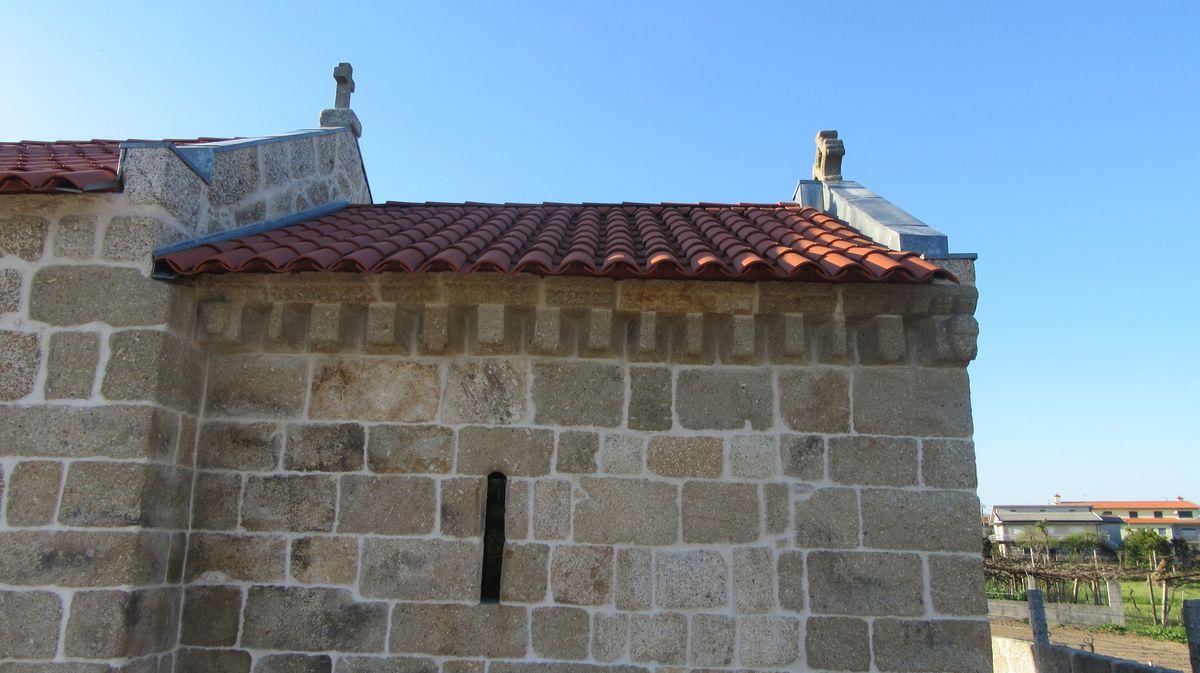 Capela da Senhora da Piedade - Fachada sul