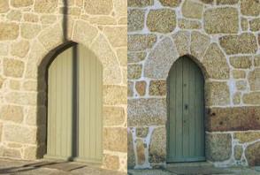 Capela Sra Piedade - Portais