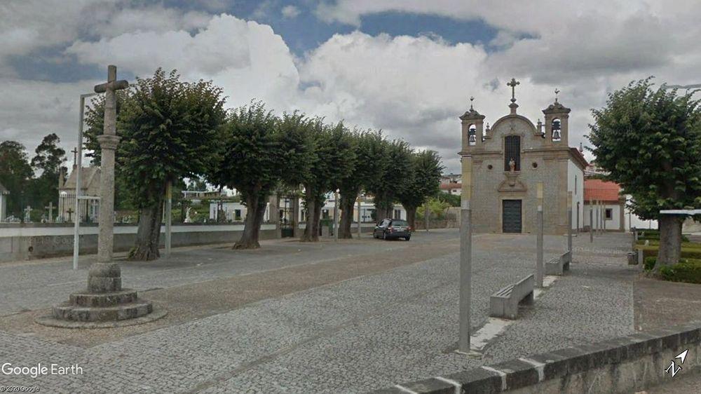Recinto da Igreja de São Tomé