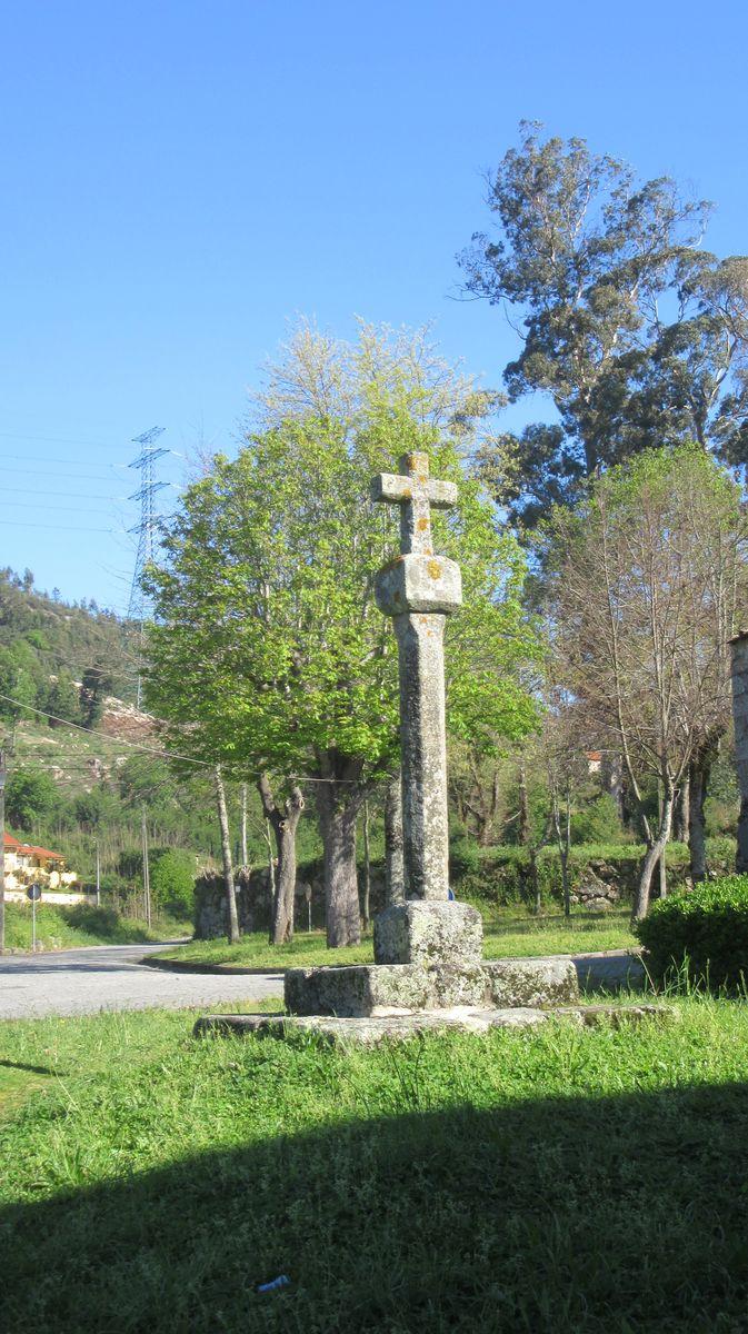 Mosteiro de Cête - cruzeiro