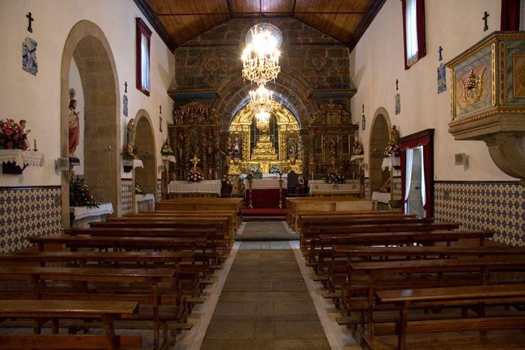 Igreja S. Pedro Abragão
