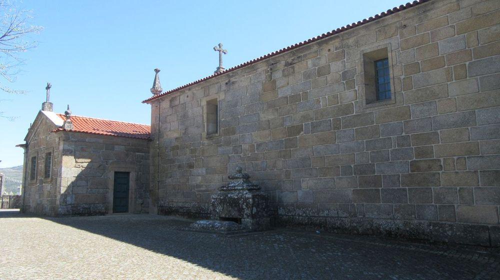 Igreja - fachada norte